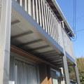 高知市仁井田で木製テラスをアルミテラスにリフォーム